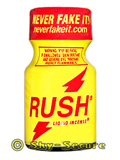 1 single bottle of rush